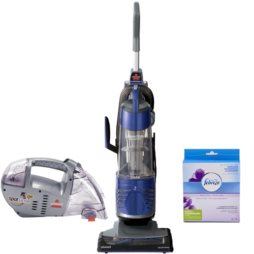 PowerGlide Deluxe Pet Vacuum Bonus 1362 Bundle Items