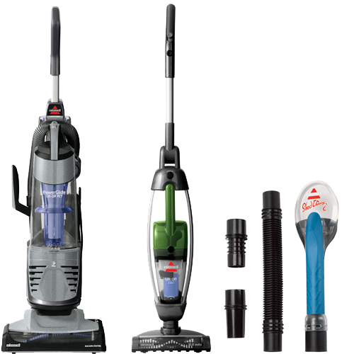 PowerGlide Premiere Pet Vacuum Ultimate Upgrade 1363 Bundle Items
