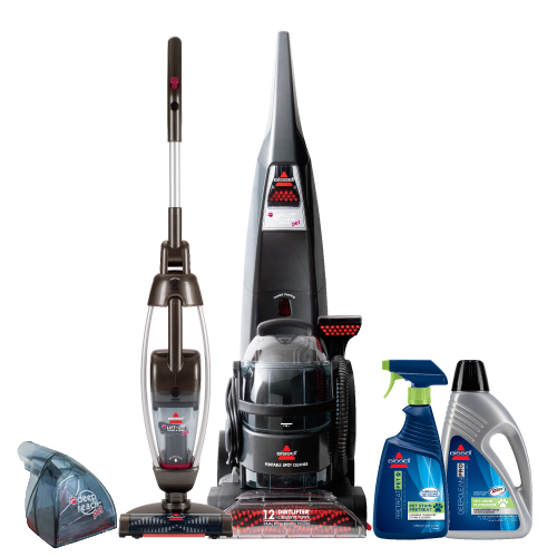 DeepClean LiftOff Deluxe Pet Carpet Cleaner Plus Bonus 1365