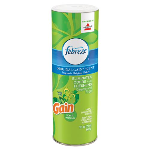 Febreze Gain Scent Carpet Deodorizing Powder 1387