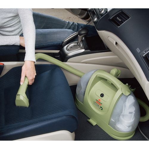 Automotive Upholstery Cleaner: Little Green® Portable Upholstery Cleaner