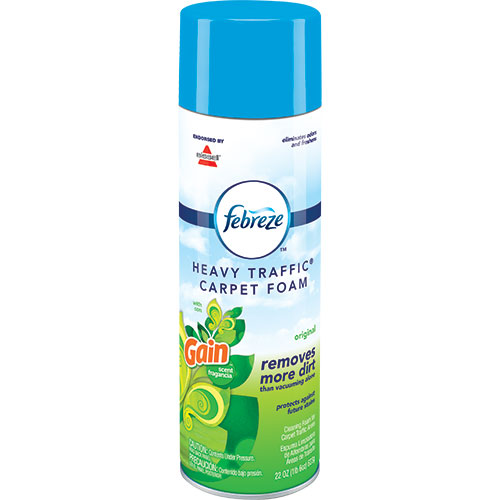 Febreze Gain Heavy Traffic Carpet Foam 1439