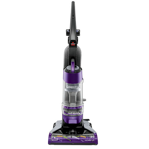CleanView_Rewind_Deluxe_Pet_Vacuum_14522_Front_View