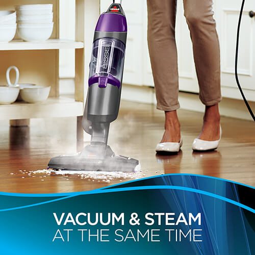 Symphony Vac and Steam Steam Mop and Hard Floor Cleaner