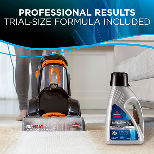 1548 Professional Results BISSELL ProHeat 2X Revolution