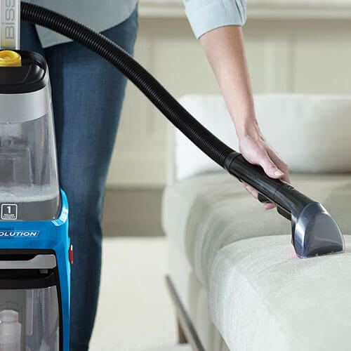 ProHeat 2X Revolution 15506 BISSELL Carpet Cleaners Couch