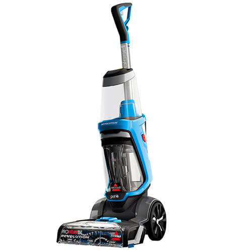 ProHeat 2X Revolution 15506 BISSELL Carpet Cleaners Left