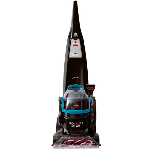 Proheat 2x 174 Lift Off Upright Carpet Cleaner 1565 Bissell 174