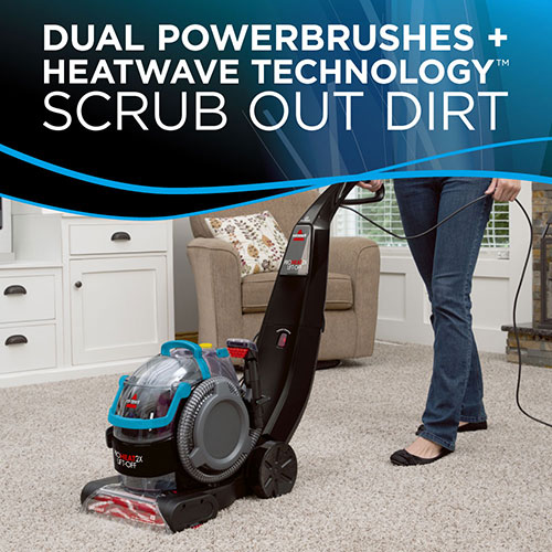 Rug Doctor Deep Carpet Cleaner Vs Bissell Proheat 2x Revolution: Proheat 2X® Lift-Off Upright Carpet Cleaner 1565