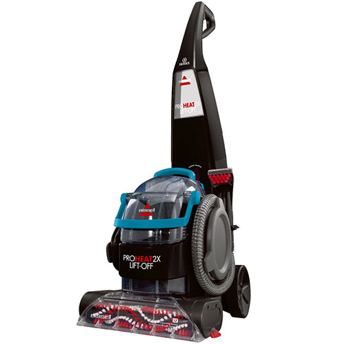 bissell proheat 2x proheat 2x 174 lift upright carpet cleaner 1565 bissell 174 13393