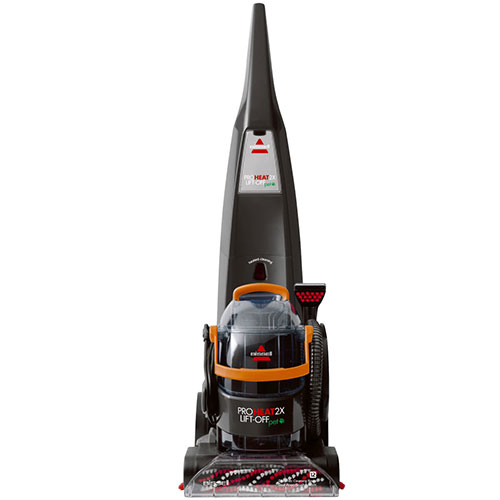 Great ProHeat 2X® Lift Off® Pet Upright Carpet Cleaner | 15651
