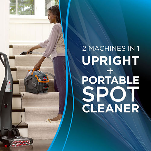 ProHeat 2X LiftOff Pet Upright Carpet Cleaner 15651 portable spot cleaner