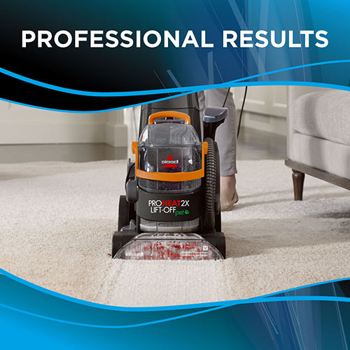ProHeat 2X LiftOff Pet Upright Carpet Cleaner 15651 professional