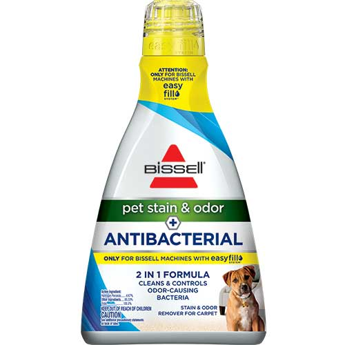 BISSELL Pet Antibacterial Carpet Cleaning Formula 1567 Front