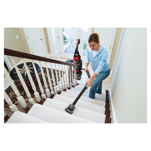 Total Floors Upright Vacuum Stairs