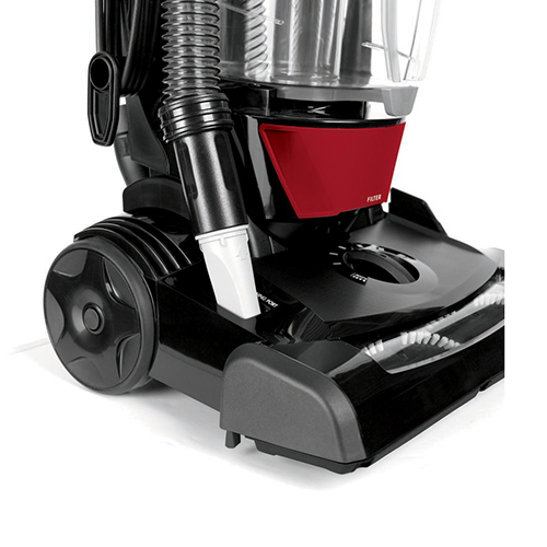 Total Floors Upright Vacuum Floor Side Suction