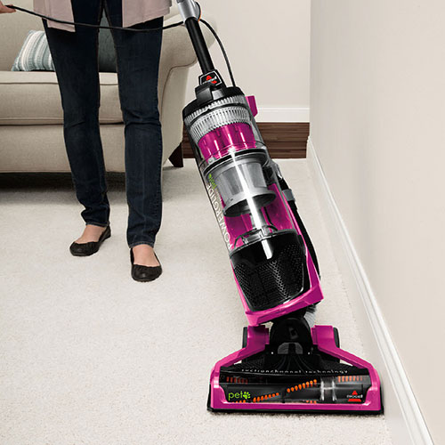 PowerGlidePet 1645 BISSELL Vacuum Cleaners Baseboard Carpet