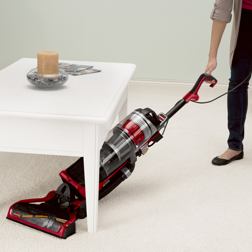 how to clean the bissell powerglide professional vaccum cleaner