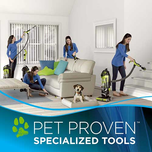 best vacuum for pet hair, bissell pet hair eraser, best vacuums for pet hair