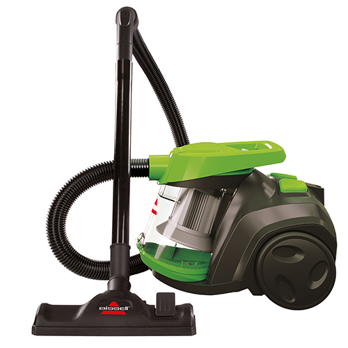 Zing 174 Bagless Canister Vacuum 1665 Bissell 174