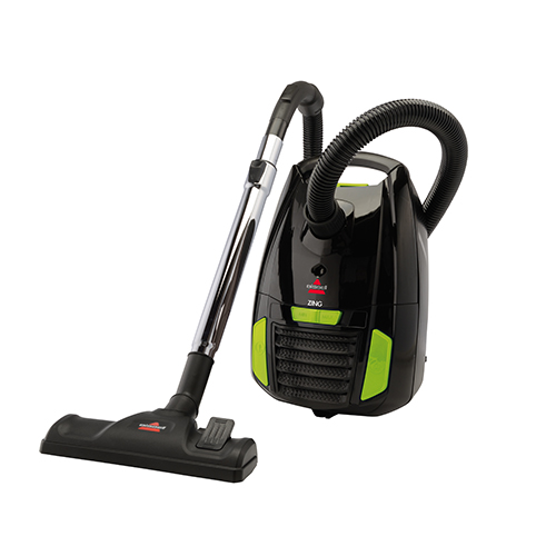 Zing 174 Bagged Canister Vacuum 1668 Bissell 174