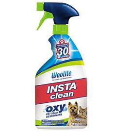 Woolite Instaclean 1684 Front Label