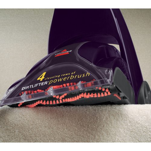 how to use bissell quicksteamer powerbrush