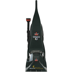 powersteamer® pro carpet cleaner 16977 bissell®powersteamer pro carpet cleaner 16977 front view
