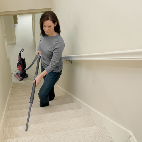 Powerclean Multicyclonic Vacuum 16N59 Stair Cleaning