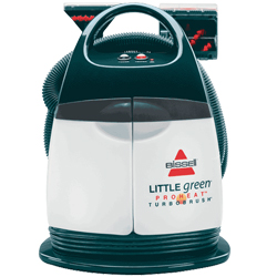 Little Green Compact Portable Carpet Cleaner Bissell 174