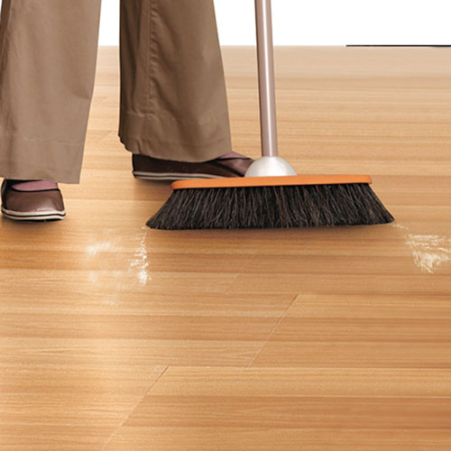 MultiSurface Floor Broom 1759 delicate wood Floors