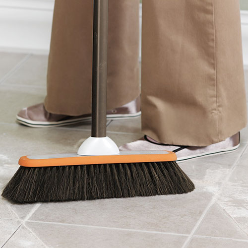 MultiSurface Floor Broom 1759 floor messes