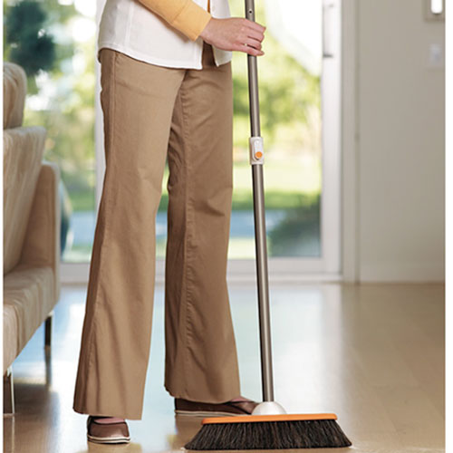 MultiSurface Floor Broom 1759 sweeping