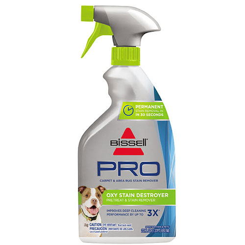 Oxy Stain Destroyer Pet Bissell Carpet And Upholstery Cleaner