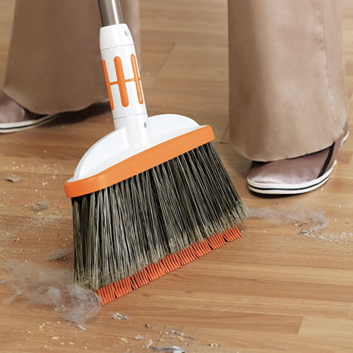 Pet Hair And Multi Surface Broom Bissell 174 Brooms And