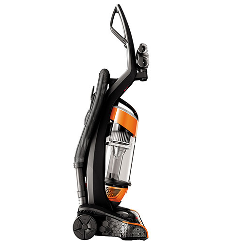 ... CleanView Bagless Vacuum Cleaner Side ...