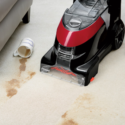 ProHeat Essential 1887 Upright Carpet Cleaner Coffee