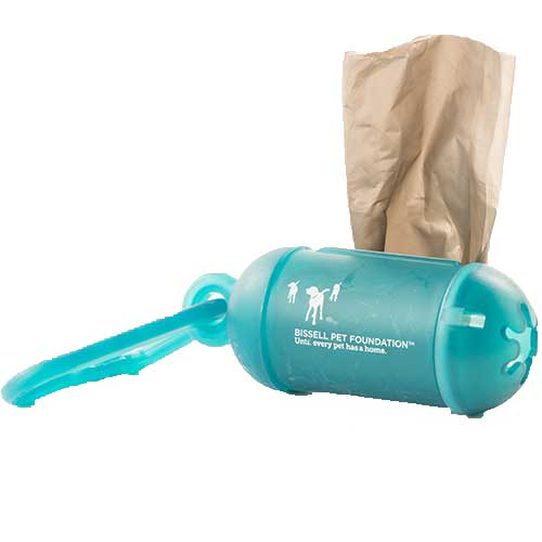 BISSELL Pet Foundation Bag Dispenser 19523 AdoptBox