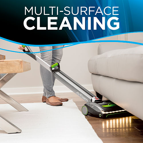 AirRam Cordless Stick Vacuum MultiSurface Cleaning