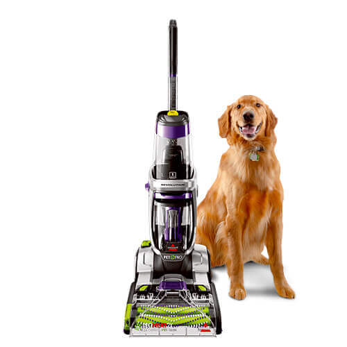 Bissell Proheat 2x Revolution Pet Pro 1986 Carpet Cleaners