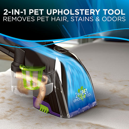 ProHeat 2X Revolution Pet Pro Carpet Cleaner Upholstery Tool
