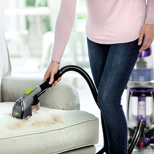 ProHeat 2X Carpet Steam Cleaner Upholstery Pet Tool