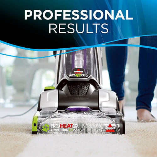 ProHeat Revolution Pet Carpet Cleaning