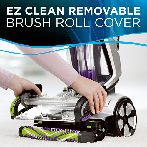 Revolution Carpet Cleaner Floor Nozzle Removal