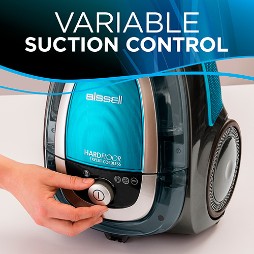 Hard Floor Expert Cordless 2001 Variable Suction Control