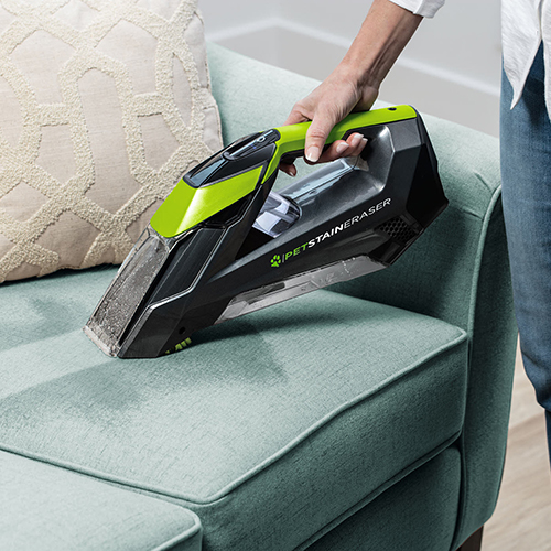 Pet Stain Eraser Portable Carpet Cleaners Couch