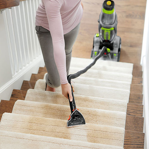 ProHeat_2X_Revolution_Pet_Deluxe_2007P_BISSELL_Carpet_Cleaners_Stair_Tool