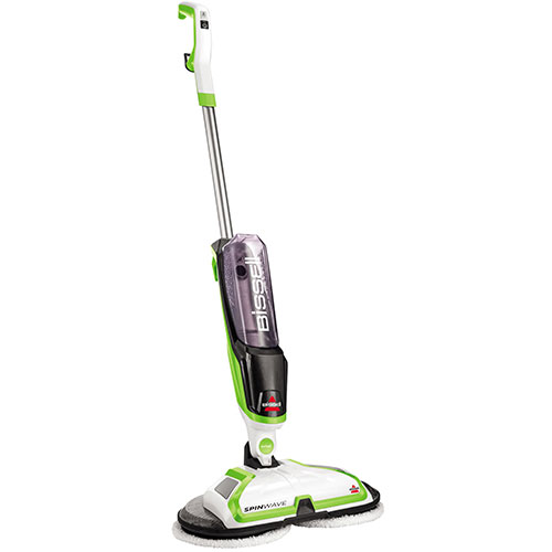 SpinWave Wet Mop BISSELL Right Angle