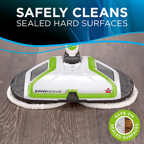 Safely Clean Sealed Floors