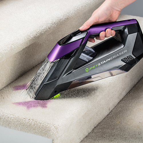 Bissell Pet Stain Eraser 2054 Portable Carpet Cleaners